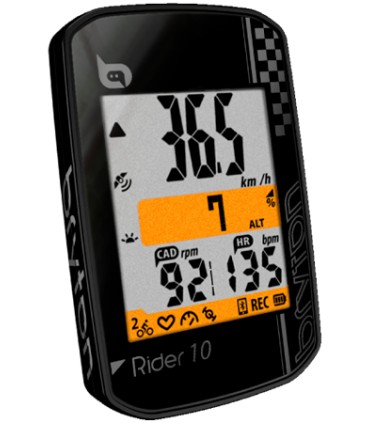 BRYTON GPS RIDER 10E