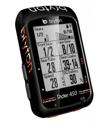 GPS BRYTON RIDER 450 E