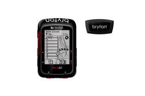 CICLOCOMPUTADOR GPS BRYTON AERO 60 H