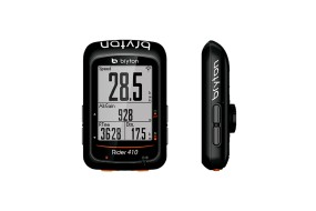 CICLOCOMPUTADOR GPS BRYTON RIDER 410 E
