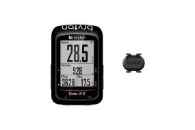 CICLOCOMPUTADOR GPS BRYTON RIDER 410 C