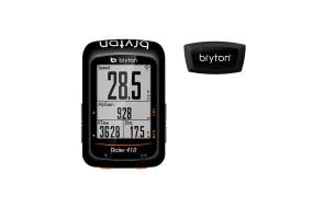 CICLOCOMPUTADOR GPS BRYTON RIDER 410 H