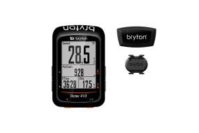 CICLOCOMPUTADOR GPS BRYTON RIDER 410 T