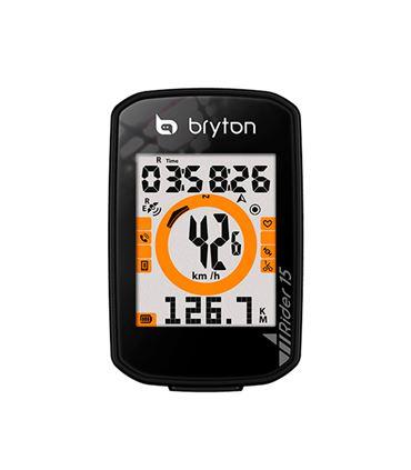 CICLOCOMPUTADOR GPS BRYTON RIDER 15 E
