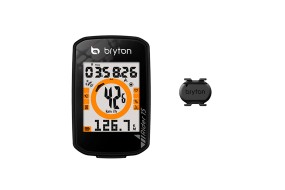 CICLOCOMPUTADOR GPS BRYTON RIDER 15 C