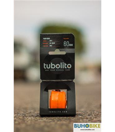 CAMARA TUBOLITO TUBO-ROAD 700C 60MM