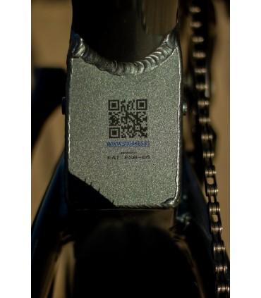 E-BIKE PLEGABLE SIX BIKES FAT ESB-66 2020 GRIS