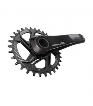 SRM BIELA XX1 BB30 175 RED X-SYNC DIRECT