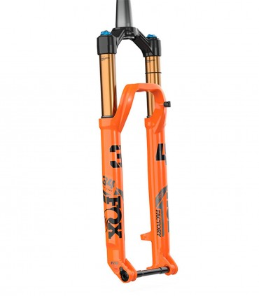 HORQUILLA FOX FACTORY 34SC 29 FIT4 MANUAL KB110 2021 NARANJA