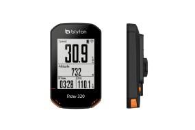 CICLOCOMPUTADOR GPS BRYTON RIDER 320 E