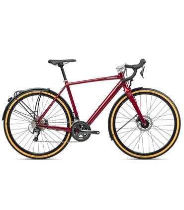 BICICLETA URBANA ORBEA VECTOR DROP LTD 2021 ROJO