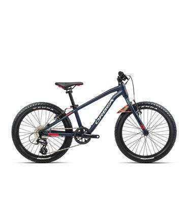 BICICLETA INFANTIL ORBEA MX 20 TEAM 2021 AZU-ROJ