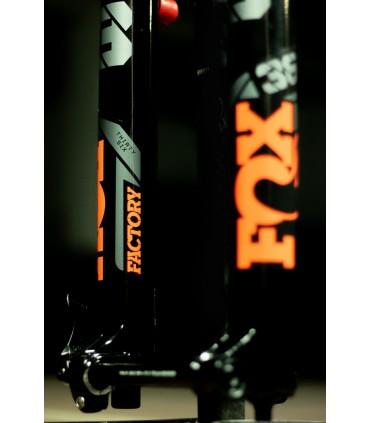 HORQUILLA FOX FACTORY 36 27,5 E-BIKE GRIP2 QR110 2021 NEGRO