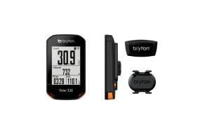 CICLOCOMPUTADOR GPS BRYTON RIDER 320 T