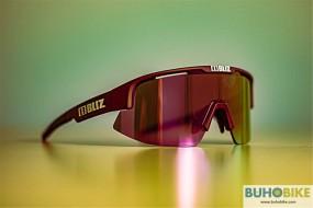 BLIZ MATRIX SMALL - BURGUNDY FRAME