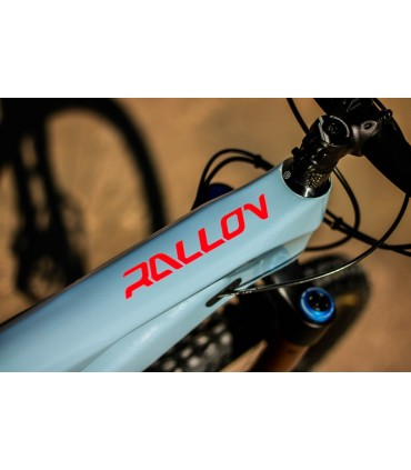 BICICLETA ENDURO DOBLE ORBEA RALLON M20 29 2021 AZU-ROJ