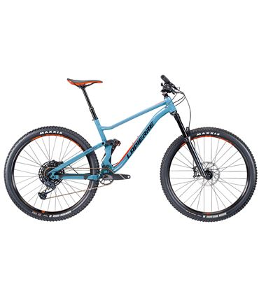 BICICLETA ALL MOUNTAIN LAPIERRE ZESTY AM 5.9 2021 AZU-ROJ