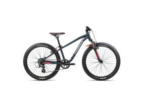 BICICLETA INFANTIL ORBEA MX 24 XC 2021 AZU-ROJ