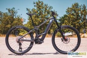 BICICLETA eMTB ENDURO ORBEA WILD FS M10 2021 ANT-NEG