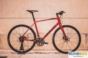 BICICLETA CARRETERA MERIDA SPEEDER 200 2021 ROJ-NEG