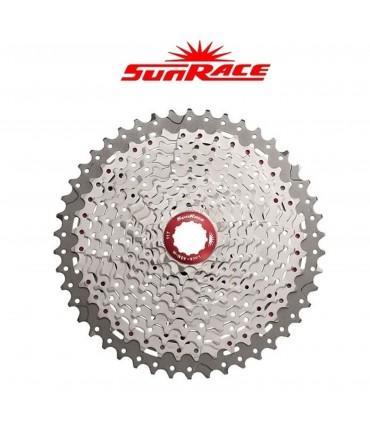 CASSETTE SUN RACE MX8 11V 11-46 SILVER