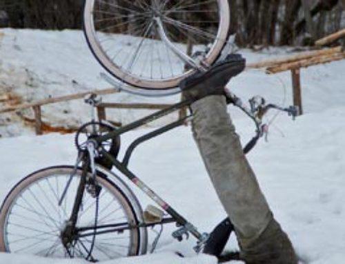 Cómo abrigarse en invierno para ir en bicicleta