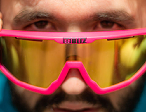 La importancia de usar gafas cuando montamos en bici