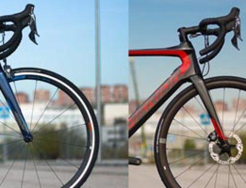Cómo elegir los frenos de tu bicicleta