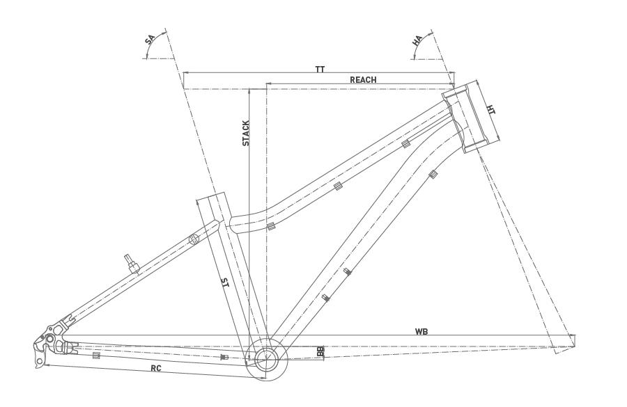 Geometría CONOR 340 LADY 24 2020