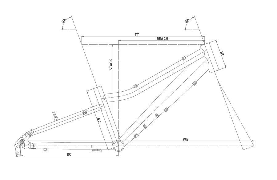 Geometría CONOR HALLEBOP 20 2020