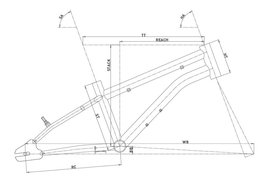 Geometría CONOR METEOR 16 2020