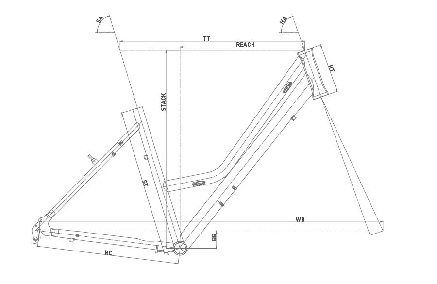 Geometría Conor City 24V Mixta 2020