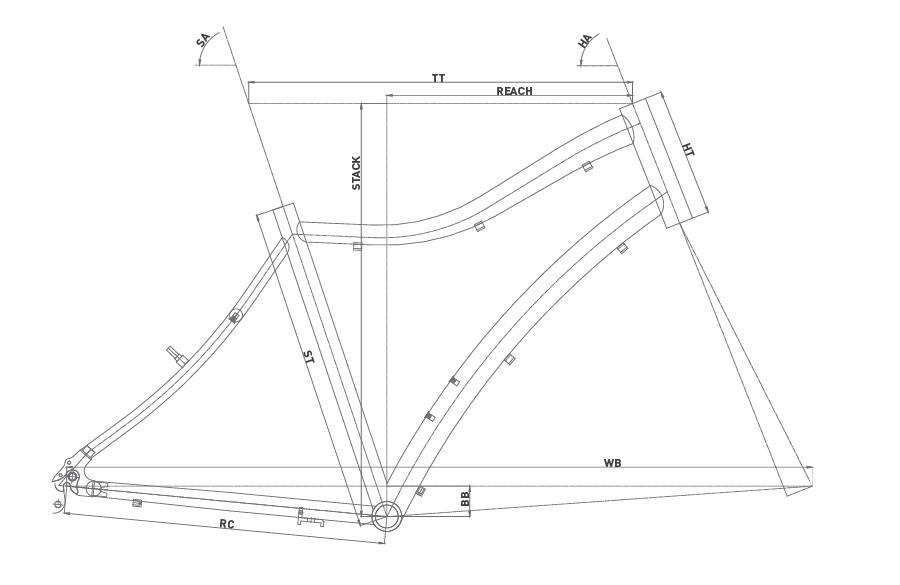 Geometría Conor Malibú 2020