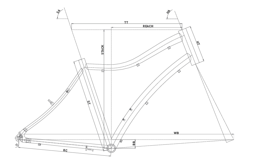 Geometría Conor Malibú Mixta 2020