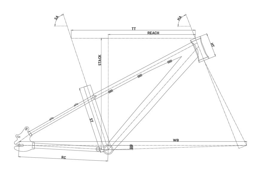 Geometría WRC Bandit 26 2020