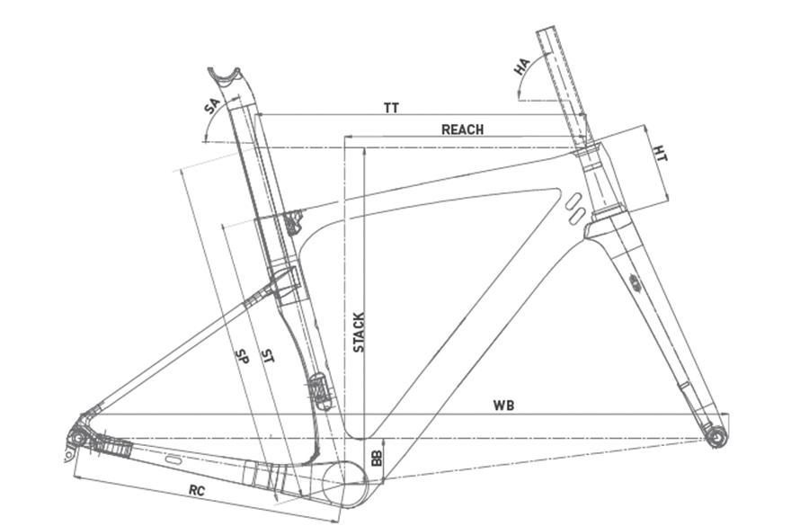 Geometría WRC VOLCANO 105 2020