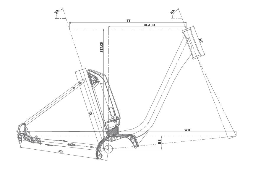Geometría WRC E6 LADY 28 2020