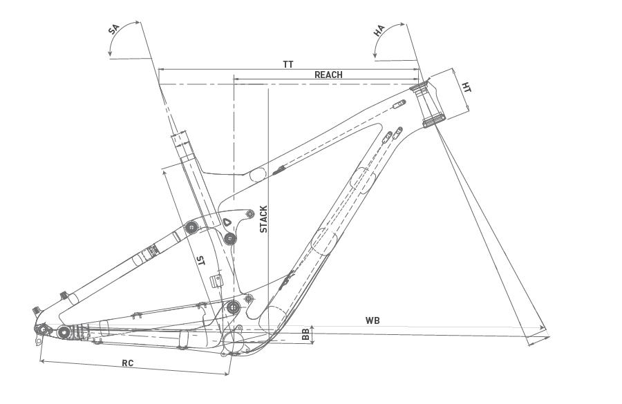 Geometría WRC STORM SX 29 2020