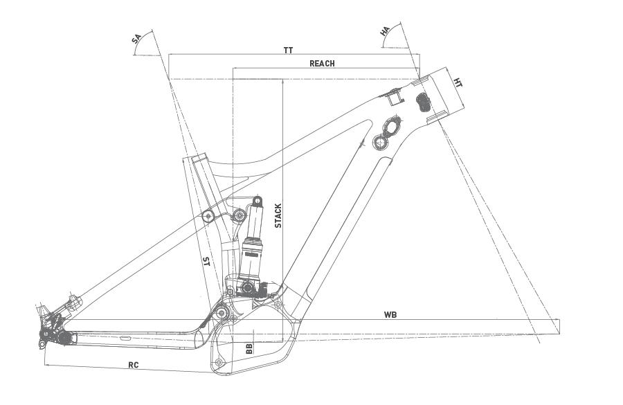 Geometría WRC E10 27,5+ 2020