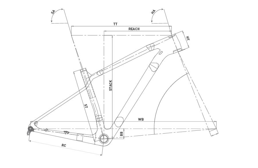 Geometría WRC XTREM XT 29 2020
