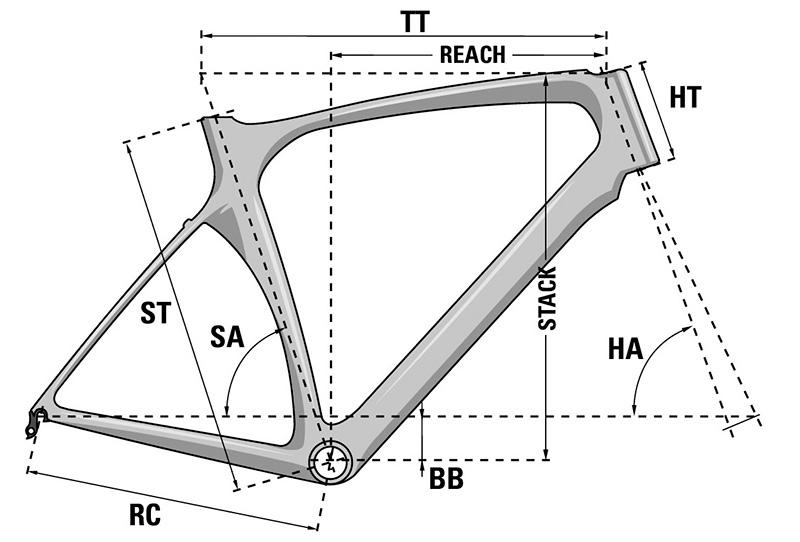 Bicicleta de carretera Lapierre Aircode SL 500 2020