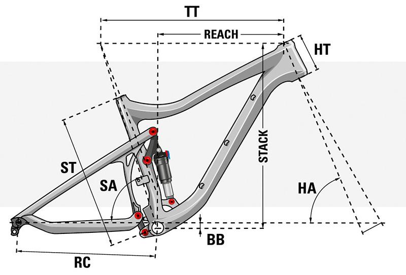 Bicicleta de trail Lapierre X-Control 127 2020