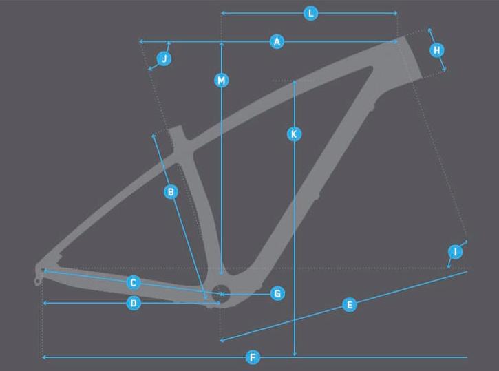Bicicleta de montaña Niner AIR 9 RDO NX EAGLE 2020