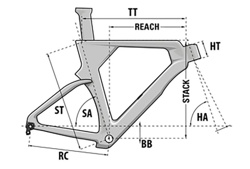 Bici de triatlón Lapierre Aerostorm DRS 2021