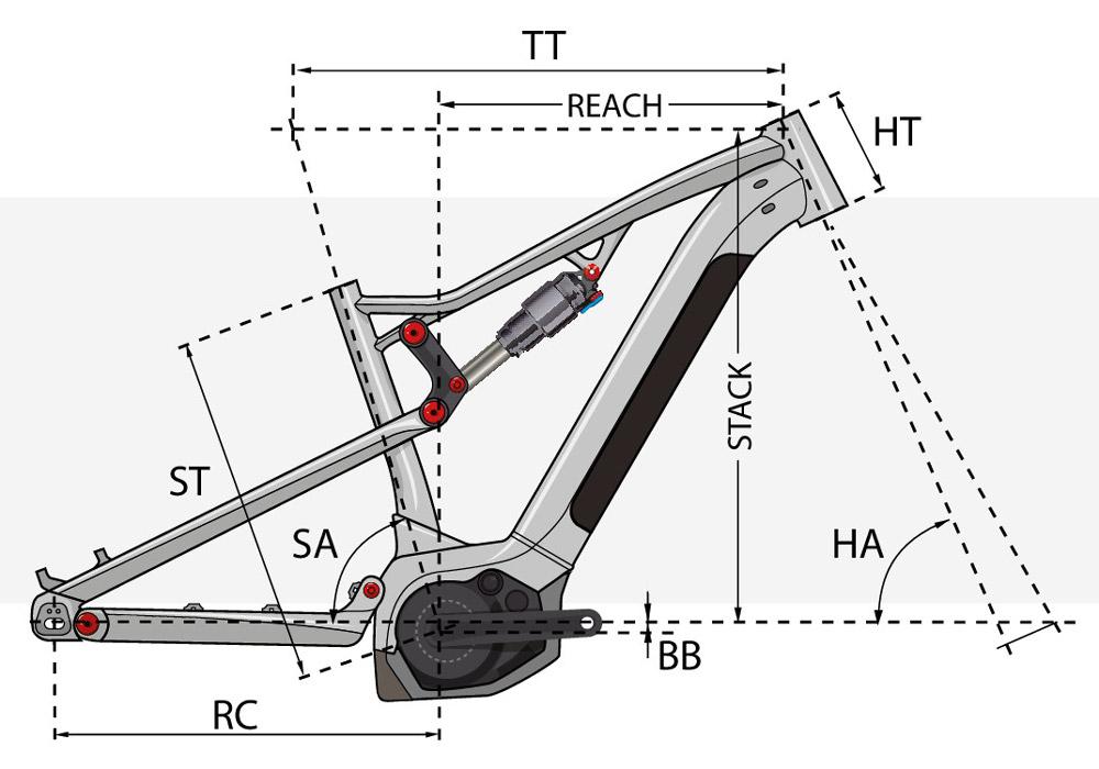 Bicicleta eMTB trail Overvolt TR 3.5 2021