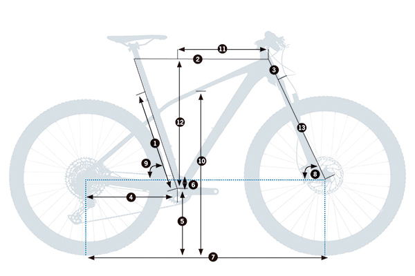 Bicicleta de montaña rígida Orbea Alma H20 2021