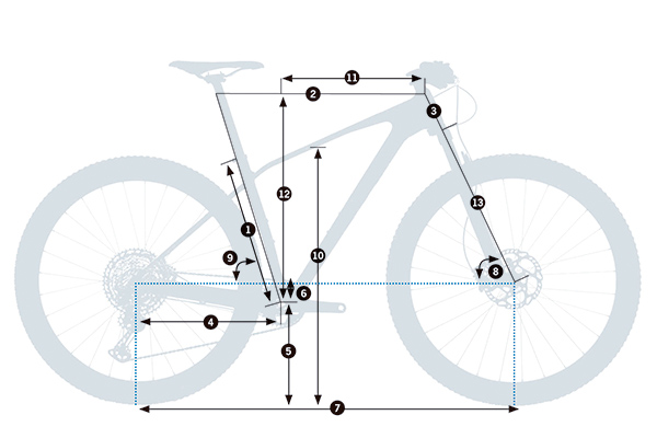 Bicicleta de montaña rígida Orbea Alma M25 2021