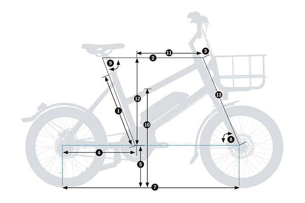 Bicicleta eUrban Orbea Katu-E 30 2021