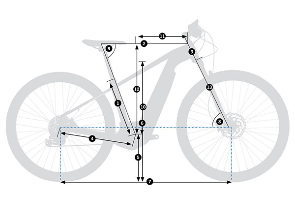 Bicicleta eMTB rígida Orbea Keram 10 27 2021