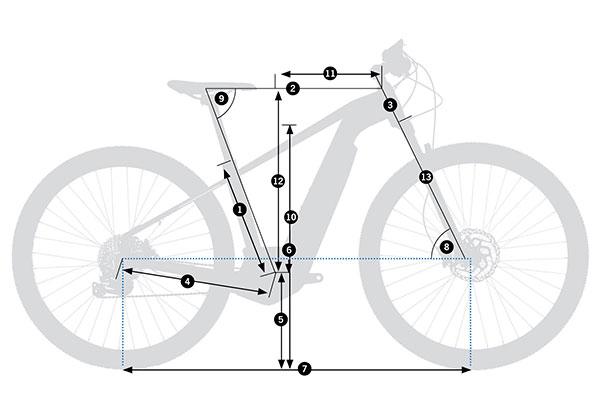 Bicicleta eMTB rígida Orbea Keram 10 29 2021